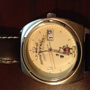 Can anyone identify this watch and value? - Wristwatches