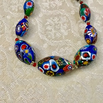 Pretty necklace - Costume Jewelry