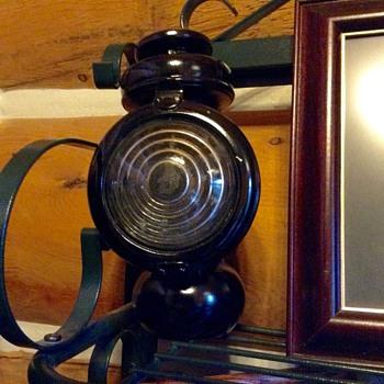 Model T sidelights