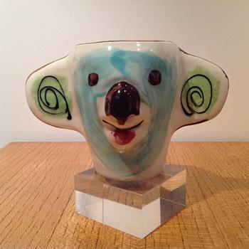 FREYA POVEY - ADELAIDE - KOALA MUG - Pottery