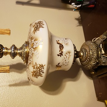 Help identify this lamp - Lamps