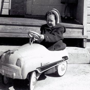 My mom : 1956ish - Toys