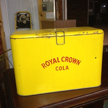 Royal Crown Progress A2 Indiana Find