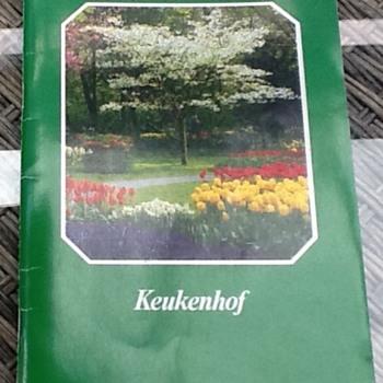Keukenhof guide books - Paper