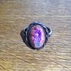 Ring..Fire opal??