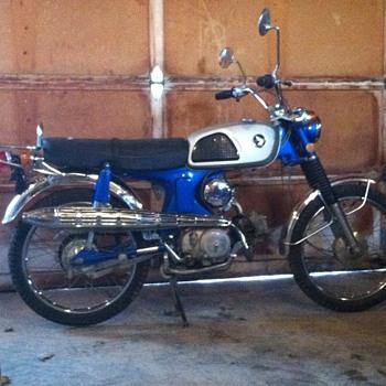1969 Honda Cl90 Scrambler - Motorcycles