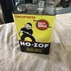 Whiz ho-Zof petroleum cleaner