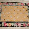 Bright hook rug
