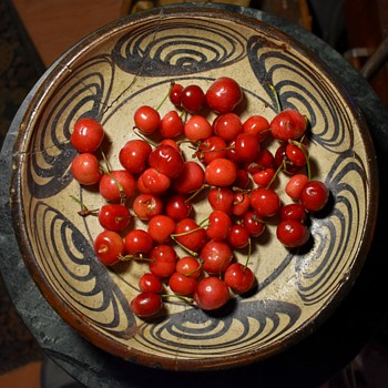 Cherries?! - Pottery