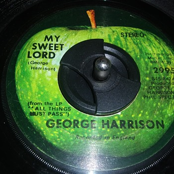 45 RPM SINGLE....#19 - Records