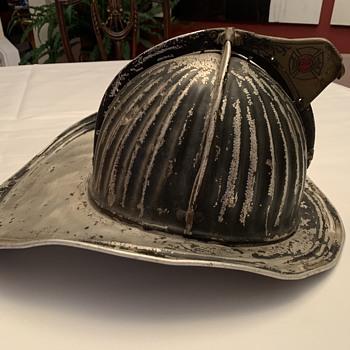 Fire helmet vintage Clifton, NJ - Firefighting