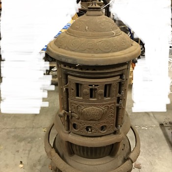 Antique Garland 18 Oak Coal Burning Stove 1889  - Kitchen