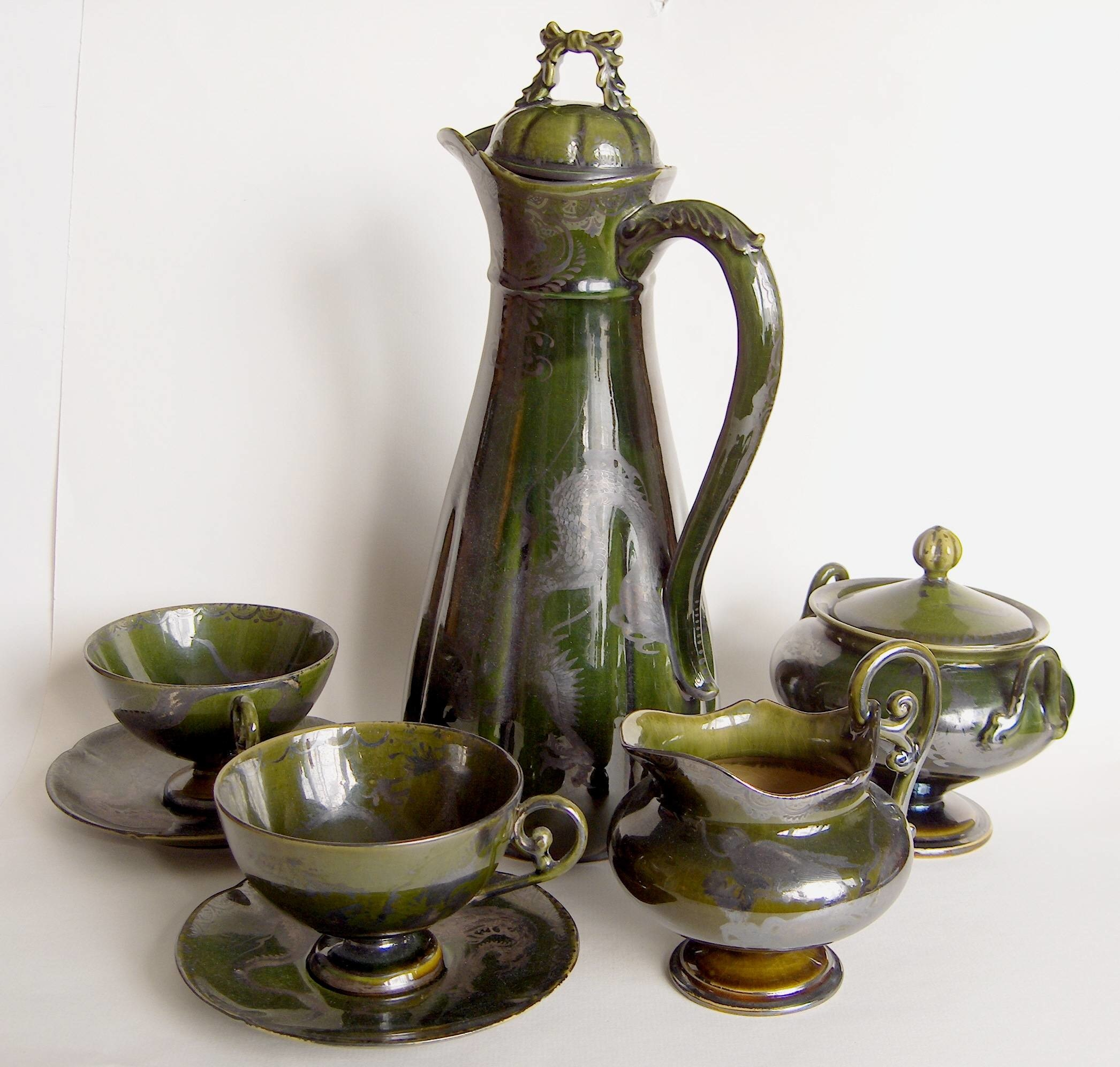 WAKAYAMA Japanese Pottery Company - Obscure antique purveyor