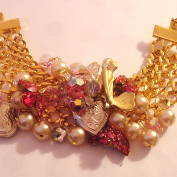 Twisted Sisters ~ Favorite Vintage Re-claimed Jewelry Designers - Costume Jewelry