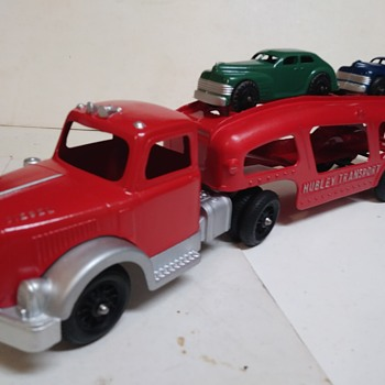 Hubley Transport - Model Cars