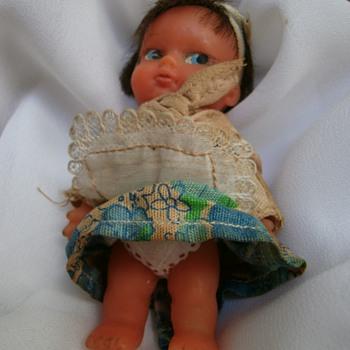 Vintage  doll. - Dolls