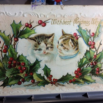Christmas at the Zellmo's—Dec. 26th 1909 - Christmas