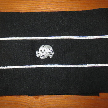Black Wool Armband - Is it from WWII, common, or hard to find? - Military and Wartime