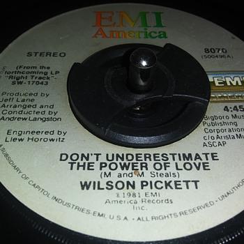 45 RPM SINGLE....#152 - Records