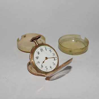 Lady's Pocket Watch - Pocket Watches