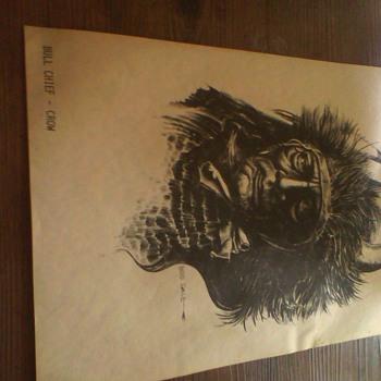 Bull Chief   -   Crow