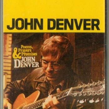 """""""John Denver"""" - Cassette Tape - Records"""