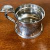 Wallace Bros antique cup handle