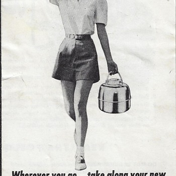 Columbian Thermic Jug - Advertising