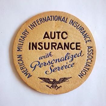 Military Insurance Coaster
