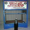 small pepsi cooler