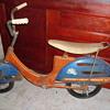 mystery vintage kid bike