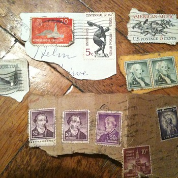 ? - 1960s Stamps LOT - Stamps