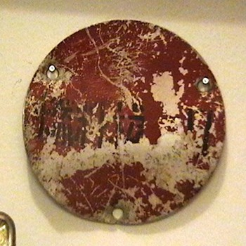 Original Piece of a WW II  Japanese Zero Fighter - Military and Wartime