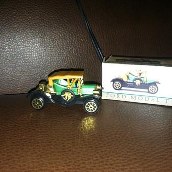 Ford Model T - Model Cars