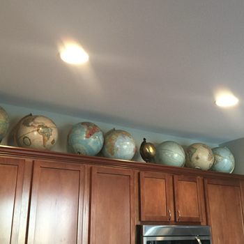 Globes under $5 ( purchased) Collection - Office