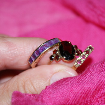Gold Rings - Fine Jewelry