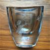 Scandinavian Art Glass Stromberg Vase