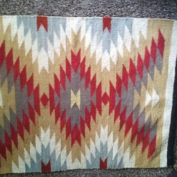 Navajo blanket? - Native American