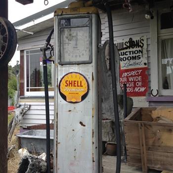 Finally found a Pump Down Under - Petroliana