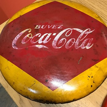 Any info about this sign? - Coca-Cola