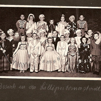 German Photo Album - Photographs