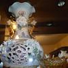 Vintage Capodimonte Vase