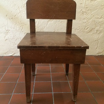 Vintage Sit-Rite Adjustable Piano chair - Furniture