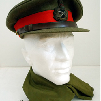 WW2 British General's Service cap. - Military and Wartime