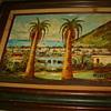 "Old Tiberias Painting,Signed ""SAL"""
