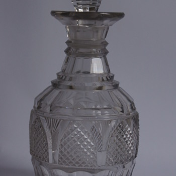 Irish Decanter - Bottles
