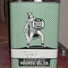 Nourse Brand Oil Can