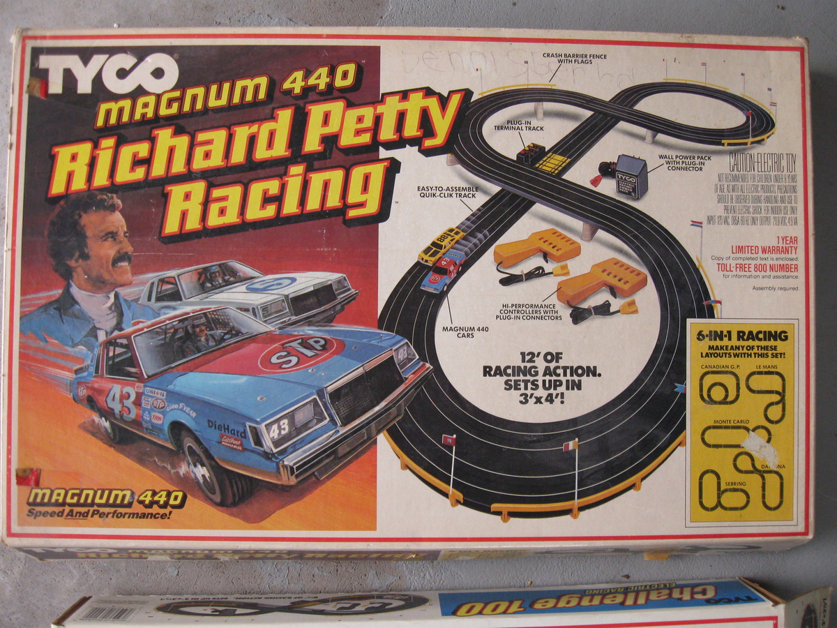 Image Result For Tyco Electric Racing Slot Car Track
