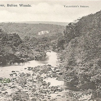 BARDEN TOWER - BOLTON WOODS - Postcards
