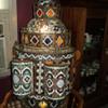 Handmade copper lantern?